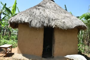 The Water Project: Shianda Community, Akhonya Spring -  Kitchen