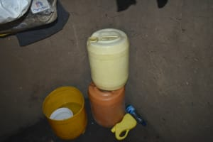 The Water Project: Shianda Community, Akhonya Spring -  Water Storage And Fetching Containers