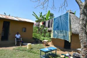 The Water Project: Shianda Community, Akhonya Spring -  At Home
