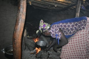 The Water Project: Shianda Community, Akhonya Spring -  Cooking