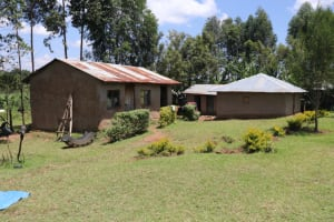 The Water Project: Elwichi Community, Mulunda Spring -  Homestead