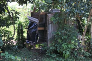 The Water Project: Elwichi Community, Mulunda Spring -  Bathing Room