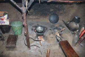 The Water Project: Kalenda A Community, Moro Spring -  Fireplace