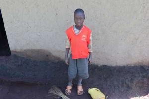 The Water Project: Lukala West Community, Luka Spring -  Joshua