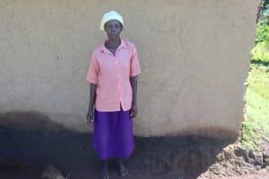 The Water Project: Lukala West Community, Luka Spring -  Roselyne Naliaka