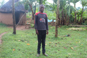The Water Project: Litinye Community, Vuyanzi Spring -  Edward