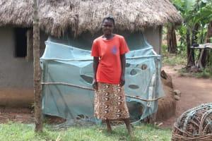 The Water Project: Litinye Community, Vuyanzi Spring -  Evelyne Amera