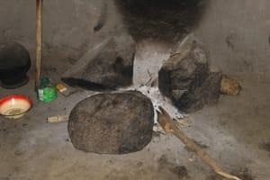 The Water Project: Litinye Community, Vuyanzi Spring -  Fireplace