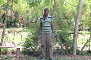 The Water Project: Luyeshe Community, Khausi Spring -  John Kukali Khausi