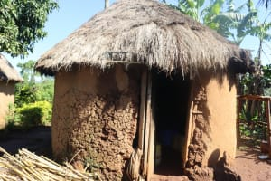 The Water Project: Lukala West Community, Angatia Spring -  Kitchen