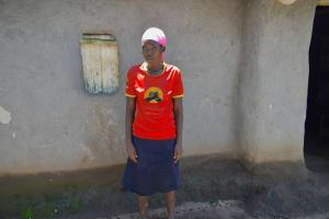 The Water Project: Shikokhwe Community, Mulika Spring -  Juliet Samson