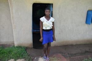 The Water Project: Malekha West Community, Soita Spring -  Christine Wanakacha