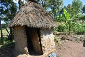 The Water Project: Malekha West Community, Soita Spring -  Kitchen