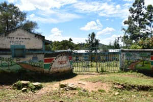 The Water Project: Malekha West Community, Soita Spring -  Local School