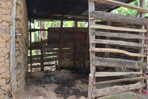 The Water Project: Bukhaywa Community, Violet Inganji Spring -  Animal Pen