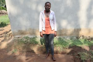 The Water Project: Bukhaywa Community, Violet Inganji Spring -  Betty