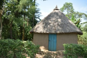 The Water Project: Luyeshe North Community, Reuben Endeche Spring -  Sample Household