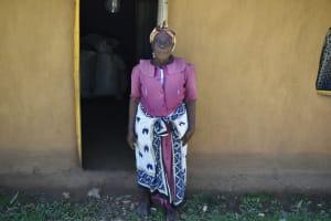 The Water Project: Shianda Community, Govet Lumbasi Spring -  Ms Nasiche Atswenje