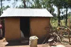 The Water Project: Shianda Community, Govet Lumbasi Spring -  The Kitchen
