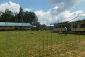 The Water Project: ACK St. Peter's Khabakaya Secondary School -  Preparation Of Construction Materials