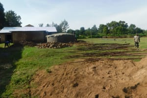 The Water Project: ACK St. Peter's Khabakaya Secondary School -  The Work Site