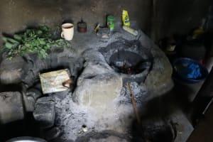 The Water Project: Makhwabuyu Community, Shirandula Spring -  Traditional Stove