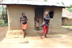 The Water Project: Makhwabuyu Community, Shirandula Spring -  Having Some Fun