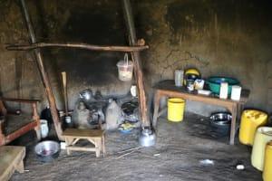 The Water Project: Makhwabuyu Community, Shirandula Spring -  Inside The Kitchen