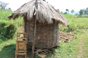The Water Project: Makhwabuyu Community, Shirandula Spring -  Maize Store