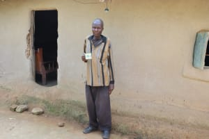 The Water Project: Makhwabuyu Community, Shirandula Spring -  Millton Shirandula
