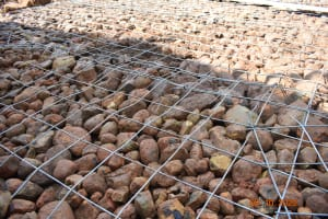 The Water Project: Makunga Secondary School -  Rock And Rebar Foundation
