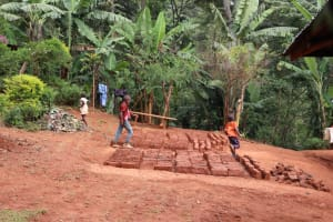 The Water Project: Shamakhokho Community, Wizula Spring -  Children Playing