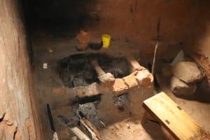 The Water Project: Shamakhokho Community, Wizula Spring -  Kitchen Cookstove