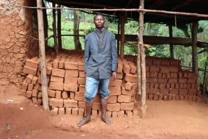 The Water Project: Shamakhokho Community, Wizula Spring -  Syllas Shigali