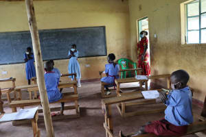 The Water Project: Mukoko Baptist Primary School -  Self Hug Alternative Greeting