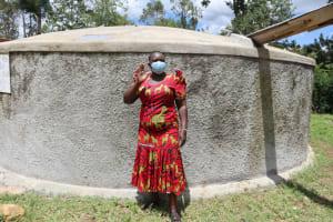 The Water Project: Mukoko Baptist Primary School -  Senior Teacher Madam Eunice Katiti