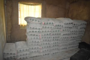 The Water Project: Mutulani Secondary School -  Cement Bags