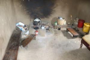 The Water Project: Shikoye Community, Kwa Witinga Spring -  Inside Kitchen