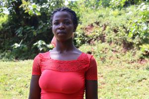 The Water Project: Shikoye Community, Kwa Witinga Spring -  Rita Aluka