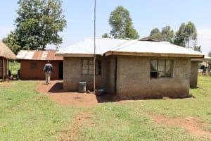 The Water Project: Shikoye Community, Kwa Witinga Spring -  Compound