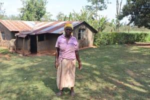 The Water Project: Shisasari Itumbu Community, Mathias Juma Spring -  Dorina Juma