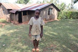 The Water Project: Shisasari Itumbu Community, Mathias Juma Spring -  Justus