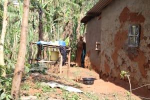 The Water Project: Shisasari Itumbu Community, Mathias Juma Spring -  Kitchen