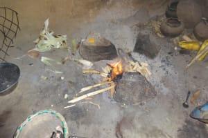 The Water Project: Malimali Community, Onyango Spring -  Fireplace