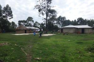 The Water Project: Malimali Community, Onyango Spring -  Homestead