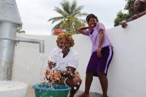The Water Project: Lungi, Mahera, #5 MacAuley Street -  Water Celebrations