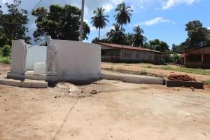 The Water Project: Lungi, Kambia, #6 Bangura St. -  Finished Project
