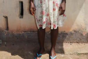 The Water Project: Lungi, Kambia, #6 Bangura St. -  Margaret K