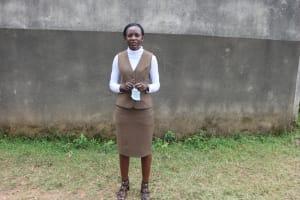 The Water Project: Kapkoi Primary School -  Madam Idah Sherah
