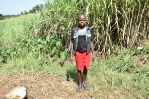 The Water Project: Shitavita Community, Patrick Burudi Spring -  Mirrium